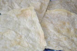 Творожный торт со взбитыми сливками - фото шаг 3