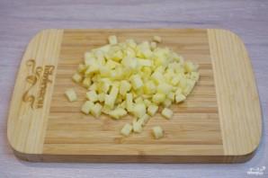 Пирог с курицей и картофелем - фото шаг 1