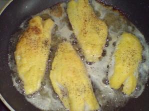 Рыба, запеченная с грибами - фото шаг 4
