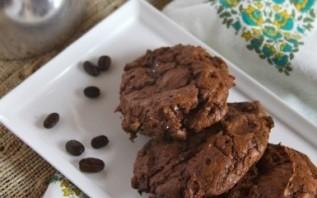 Шоколадное печенье с эспрессо - фото шаг 4