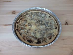 Пирог с черносливом и сметаной - фото шаг 11