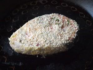 Жаренная в кунжуте рыба - фото шаг 6