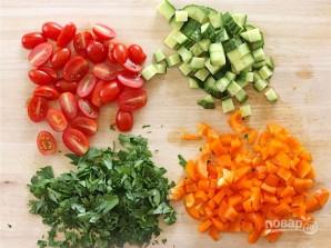 Салат из куриного мяса - фото шаг 7