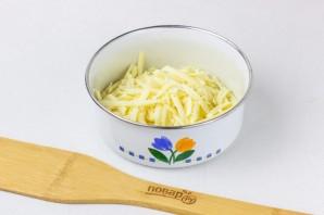Тортилья с сыром - фото шаг 2