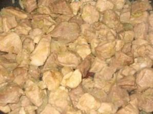 Гуляш из свинины со сливками - фото шаг 4