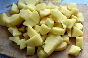 Картофельная похлебка с индейкой - фото шаг 2