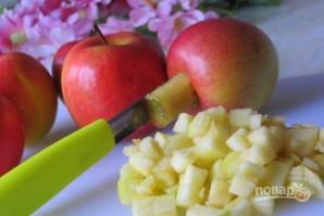 Яблочные тосты на завтрак - фото шаг 1