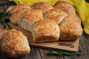 Дрожжевые сырные булочки - фото шаг 10