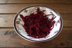 Диетический салат со свеклой - фото шаг 1