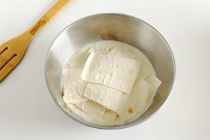Пирог из лаваша - фото шаг 4
