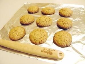 Постное овсяное печенье - фото шаг 9