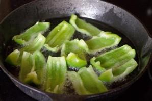 Жареные баклажаны с овощами - фото шаг 3