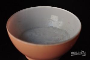 Кулич на молоке и желтках - фото шаг 1