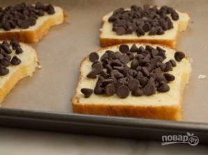 Шоколадный панини - фото шаг 2