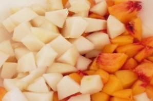 Варенье из груш без сахара - фото шаг 1