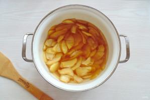 Карамельное варенье из яблок - фото шаг 10