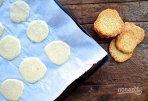 Хрустящее печенье с кунжутом - фото шаг 5