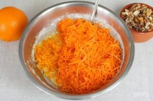 Морковно-апельсиновые кексы - фото шаг 5