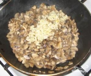 Рис с шампиньонами - фото шаг 2