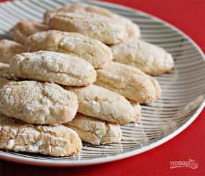 Миндальное печенье (классический рецепт) - фото шаг 7