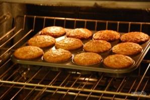 Домашние кексы в формочках - фото шаг 6