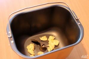Молочный хлеб в хлебопечке - фото шаг 1