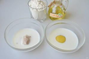 Кекс с маком и сливами - фото шаг 2