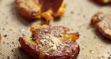 Картофель ,запеченный в духовке - фото шаг 5