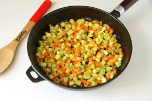 Суп с рисом и кабачком - фото шаг 4