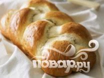 """Домашний хлеб """"Плетенка"""" - фото шаг 4"""