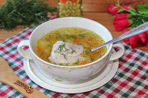 Суп с чечевицей и картофелем - фото шаг 8