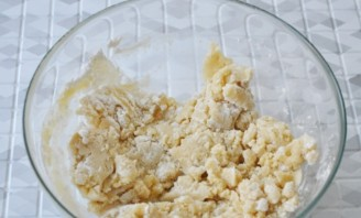 Быстрое песочное печенье - фото шаг 2