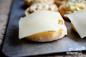 Запеченные булочки с тунцом и сыром - фото шаг 5