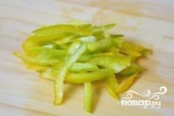Салат с креветками и брокколи - фото шаг 3