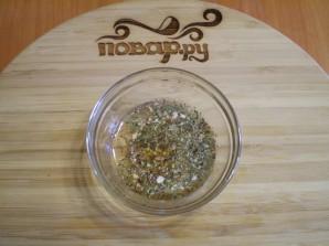 Салат из свежих грибов шампиньонов - фото шаг 2