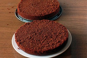 "Торт ""Бельгийский шоколад"" - фото шаг 3"