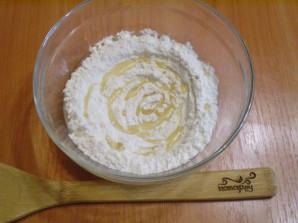 Заварное тесто для вкусных вареников - фото шаг 2