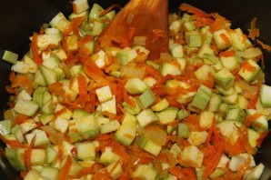 Кабачки в сметанном соусе - фото шаг 4