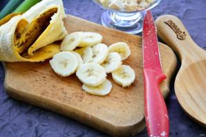 Салат с курицей и бананом - фото шаг 4