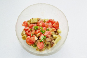 Овощи по-армянски на костре - фото шаг 9