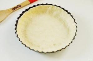 """Пирог """"Сырно-грибное удовольствие"""" - фото шаг 8"""