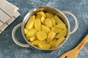 Жареные пирожки с картошкой - фото шаг 6