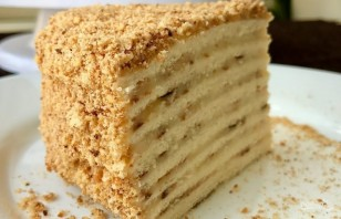 "Торт на сковороде ""а-ля Наполеон"" - фото шаг 5"