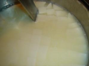 Осетинский сыр в домашних условиях - фото шаг 6