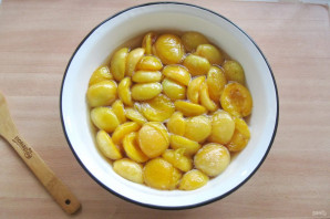 Варенье из абрикосов с лимонной кислотой - фото шаг 7