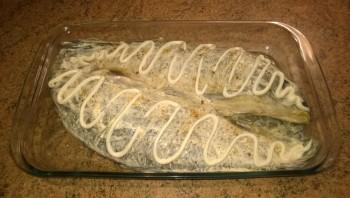 Рыба со сметаной - фото шаг 3