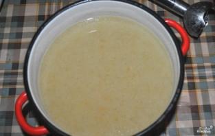 Крем-суп в мультиварке - фото шаг 3