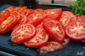 Пирог с помидорами - фото шаг 2