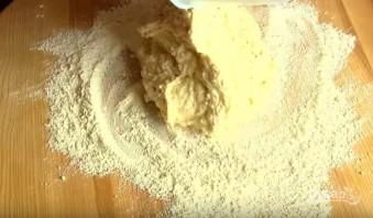 Полтавские галушки в горшочках с мясом и грибами - фото шаг 3