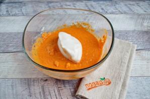 Морковное суфле с манкой - фото шаг 5